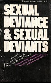Sexual deviance and sexual deviants par…