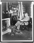 Author photo. Photo by Louis Fabian Bachrach: Library of Congress Prints and Photographs Division (REPRODUCTION NUMBER:  LC-USZ62-116931)