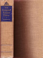 The Complete Roman Drama; 2 volumes by…