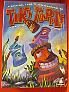 Tiki Topple {game} by Gamewright