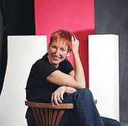 Author photo. Edith Walzl (Fotostudio Walzl, Vienna)