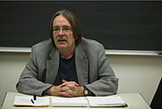 Author photo. Jim Miller [credit: The New School]