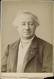 Author photo. Courtesy of the <A HREF=&quot;http://digitalgallery.nypl.org/nypldigital/id?1158386&quot;> NYPL Digital Library </A> (image use requires permission from the New York Public Library)