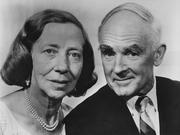 Author photo. Ingri and Edgar Parin D'Aulaire