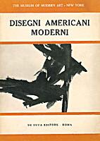 Mostra di disegni americani moderni by…