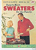 Easy-to-Knit Sweaters for the family by…