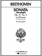 Sonata in C# Minor, Op. 27, No. 2…