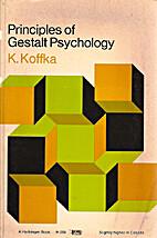 Principles of Gestalt Psychology by K.…