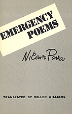 Emergency Poems by Nicanor Parra