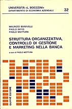 Struttura organizzativa, controllo di…