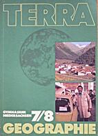 TERRA Geographie: Niedersachsen 7./8. Für…