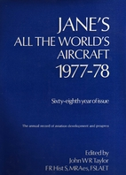 Jane's All the World's Aircraft 1977-78 by…
