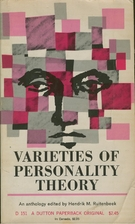 Varieties of Personality Theory by Hendrik…