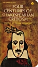 Four Centuries of Shakespearian Criticism by…