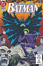 Batman # 491 by Doug Moench