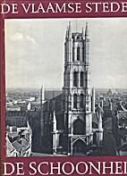 De Vlaamse steden by Emmy Andriesse