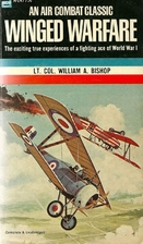 Winged Warfare by William Avery Bishop