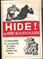 Hide!: A Challenge to the Devotees of Freud,…
