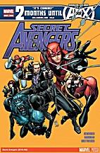 Secret Avengers #22 by Rick Remender