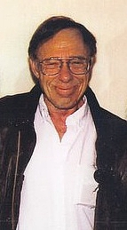 Author photo. Robert Sheckley, mid-1990s [source: John Henley]