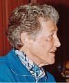 Author photo. Gerda Bächli