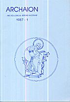 Archaion, Archéologie et Histoire ancienne…