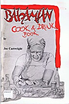 Bahamian cook and drink book by Joe…