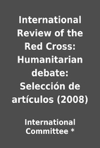 International Review of the Red Cross:…