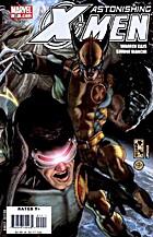 Astonishing X-men #25 by Warren Ellis