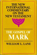 The Gospel According to Mark: The English…