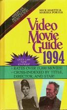 Video Movie Guide 1994 by Marsha Porter