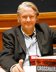 Author photo. <A HREF=&quot;http://flickr.com/photos/markcoggins/2438960271/in/set-72157604716295597/&quot;>Photo by Mark Coggins</A>