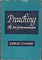 Preaching;: The art of communication by…