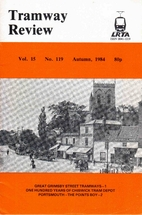 Tramway Review, vol. 15, n°119 by Richard…