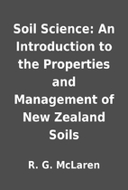 Soil Science: An Introduction to the…