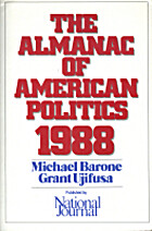 Almanac of American Politics 1988 by Michael…