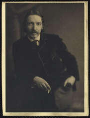 Author photo. Courtesy of the <a href=&quot;http://digitalgallery.nypl.org/nypldigital/id?484059&quot;>NYPL Digital Gallery</a> (image use requires permission from the New York Public Library)