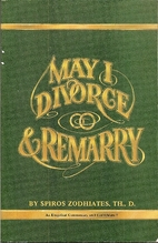May I Divorce & Remarry (Exegetical…