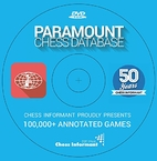 Paramount Chess Database by CHESS INFORMANT