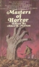Masters of Horror by Alden H. Norton