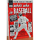Who's Who in Baseball 1998 by Norman Maclean