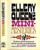 Ellery Queen's Mini Mysteries by Ellery…