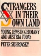 Strangers in Their Own Land: Young Jews in…