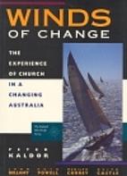 Winds of Change by Peter Et Al KALDOR