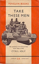 Take These Men (Echoes of War) by Cyril Joly