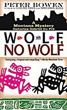 Wolf, No Wolf: A Gabriel Du Pre Mystery by…
