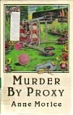 Murder by Proxy by Anne Morice
