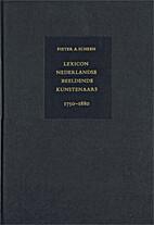 Lexicon Nederlandse beeldende kunstenaars,…