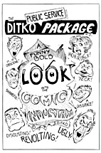 The Ditko Public Service Package #2 by Steve…