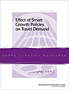Effect of Smart Growth Policies on Travel…
